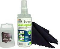 Чистящее средство Color Way Гель для очистки Color Way CW-5151 + микрофибра