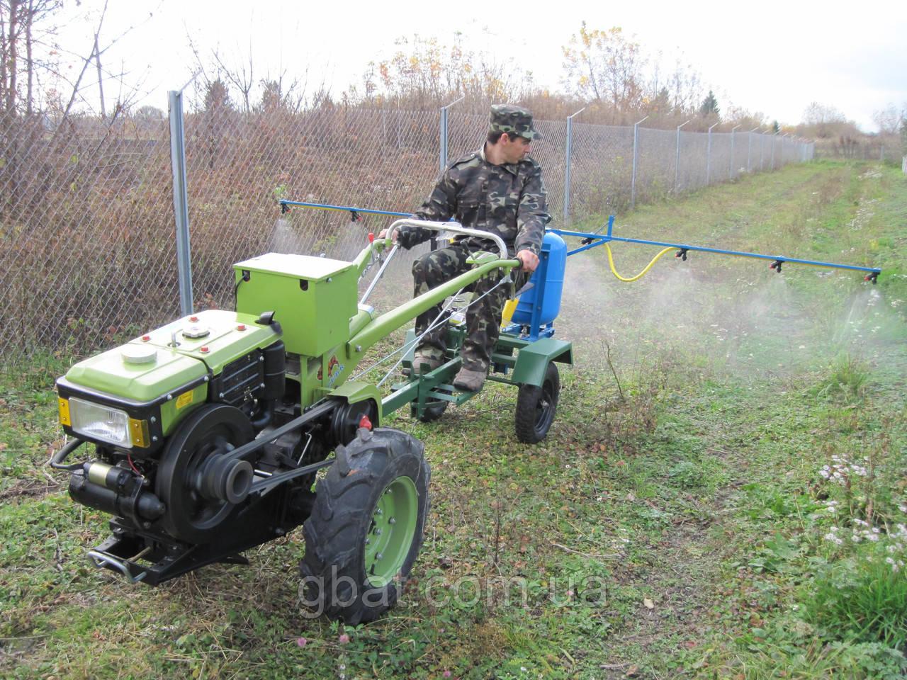 Как сделать опрыскиватель тракторный навесной своими руками