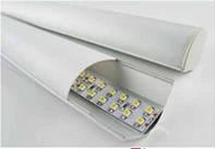 Алюминиевый светодиодный профиль АЛ-006-1