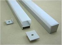 Алюминиевый светодиодный профиль АЛ-011