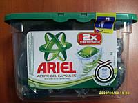 """Ariel капсулы """"23"""" шт Mountain spring универсальные(более для белого белья."""