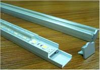 Алюминиевый светодиодный профиль АЛ-012
