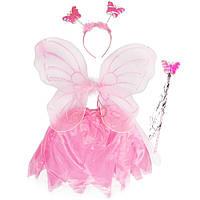 Детский костюм Бабочка с юбкой