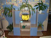 Мебель для детского сада-игровые стенки,уголки