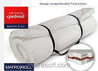 Матрасы на кровать или диван в рулоне