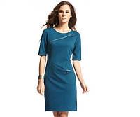 Платье  JESSICA HOWARD морская волна ( L)