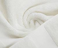 Бамбуковое шелковистое полотенце 50х100 Hamam WATERSIDE WHITE