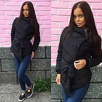 Женский стильный пуховик-куртка евро-зима (3 цвета)