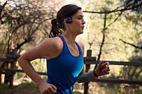 Спортивные влагозащищенные беспроводные наушники MP3 плеер Sony