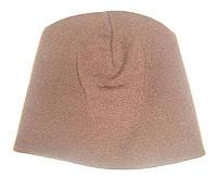 Мужская шапка трикотаж