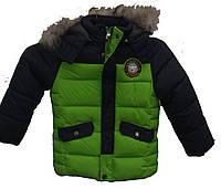 Детская зимняя куртка для мальчиков