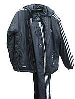 Мужской спортивный костюм зима