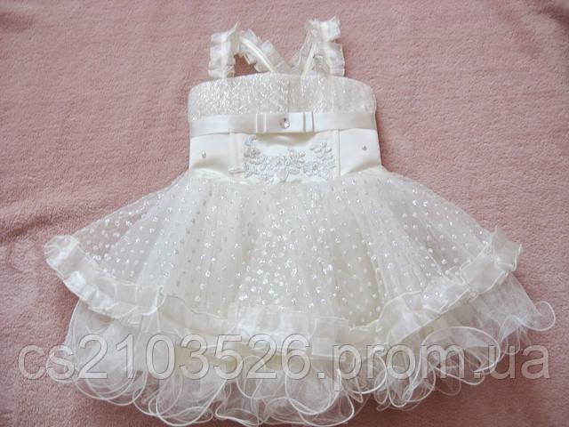 Купить Нарядное Платье Для Девочки 1 Годик В Интернет Магазине