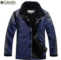 Мужская куртка COLUMBIA TITANIUM Omni-Tech 2 в 1! Верхняя одежда. Высокое качество. Мужские куртки. Код: КЕ128