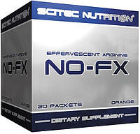 Бустер окиси азота Scitec Nutrition NO-FX (20 пак)