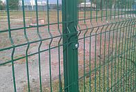 Забор из сварной сетки 2,5*1,8 м