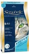 Корм для котят до 1 года Санабель Киттен 10кг
