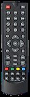 Пульт для dvb-t2 Globo GL60 E-RCU-018