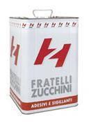Клей десмокол Fratelli Zucchini XM/87 UC   полиуретановый клей для приклеивания подошвы