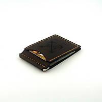 Зажым для купюр - Anchorstuff - Holder #1 Brown (затискач для банкнот)