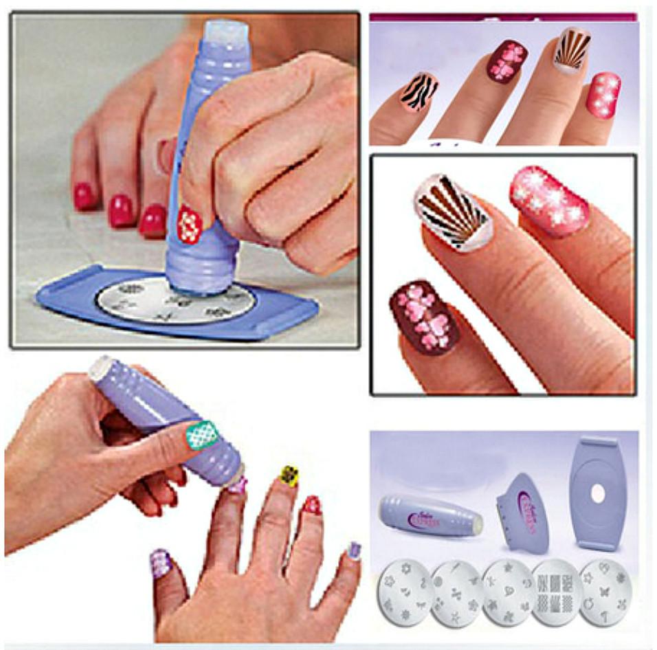 Приспособления для маникюра и дизайна ногтей