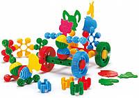 Конструктор детский Wader 36 деталей 41830