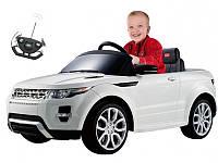 Электромобиль Range Rover Evoque (white)