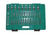 Набор винтовых стяжек для колпаков амортизаторов AN050011 (Jonesway, Тайвань)