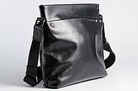 Кожаная сумка через плечо Mont Blanc 8194-5
