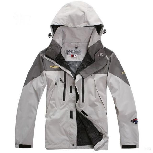 1733a084 Мужская куртка COLUMBIA TITANIUM OmniTech 3в1. Куртки. Верхняя одежда.  Мужские модные куртки.