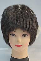 Зимняя модная женская меховая шапка