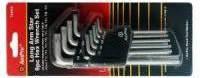 Набор г-образных Torx ключей 9 предметов AmPro T22934