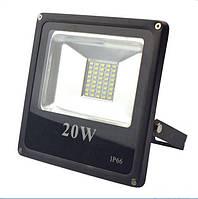 Светодиодный LED прожектор Maysun FLS 20W c увеличенной светоотдачей и многокристалльной матрицей