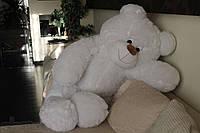 Плюшевый медведь Украина 100 см Белый