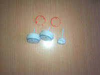 Ручки регуляторы котла Vaillant TEC R1 Plus (комплект 3шт)