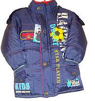 Детская куртка зима на мальчика