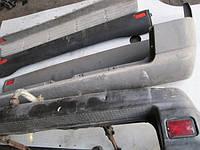 Бампер задний  (оригинал, б/у) Фольксваген Транспортер Т4 (Volkswagen Transporter) двигатель 1.9 TDI, 2.5 TDI, фото 1