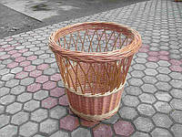 Корзина для зонтиков из лозы