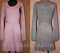 Платье  лиловый, кофейный р.42-50  Цена розн: 245.00 грн.  Цена опт: 154.00 грн. платья оптом