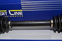 Полуось привода передняя правая (27x39x1045) Renault Trafic-2006->2,5dCi  Expert Line -R9122-Польша
