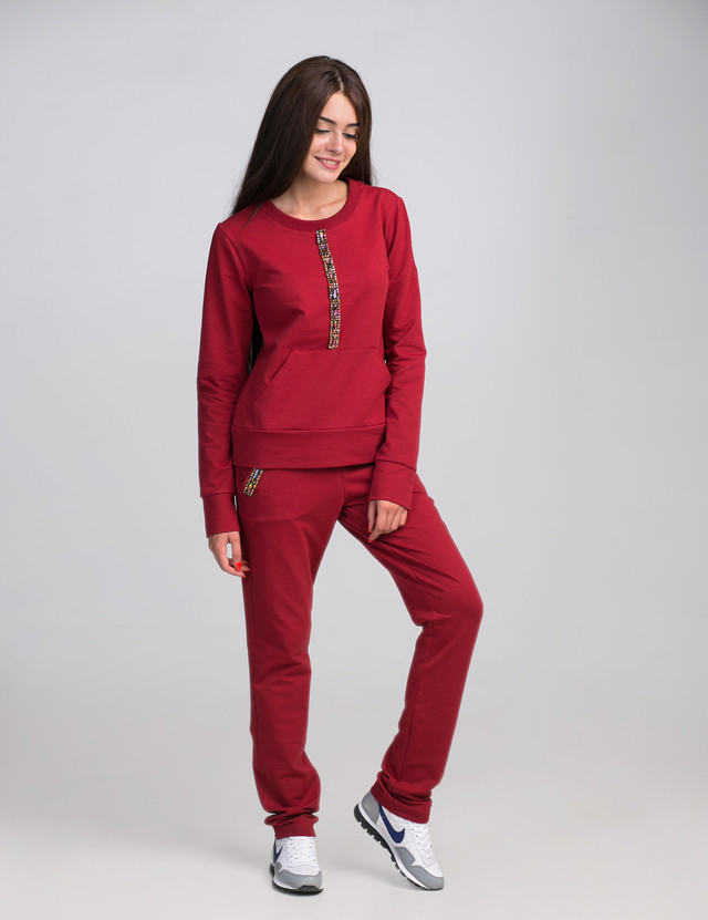 Купить турецкий спортивный костюм женский