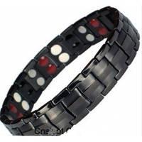 Новые Магнитные браслеты Черные 4в1х2