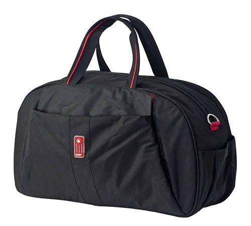 Небольшая дорожная сумка 18 л. Derby 0370716,00 черный