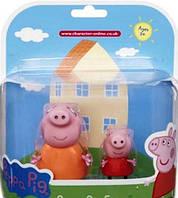 Фигурки свинки Peppa - семья Пеппы