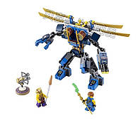 Конструктор Ninja 10317 Летающий робот Джея