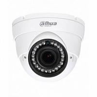 Купольная HD-CVI варифокальная камера Dahua HAC-HDW1200R-VF, 2Мп