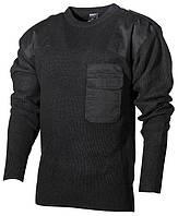 Акриловый свитер BW MFH Black 05601A