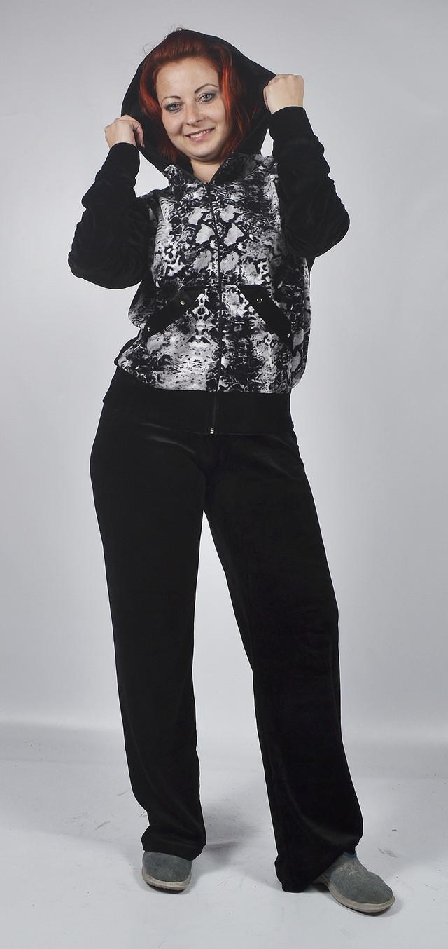 женский спортивный костюм большого размера купить в москве
