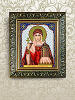 Схема для вышивки бисером VIA5017 Святая Равноапостальная Княгиня Ольга