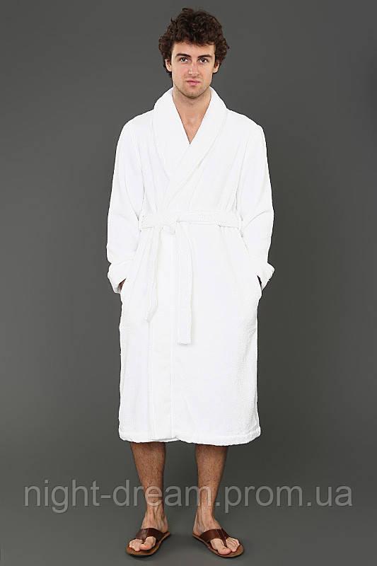Банный халат PERA HAMAM WHITE размер S